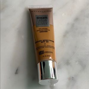 Maybelline dream urban cover 340 cappuccino